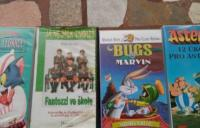 Darujem VHS kazety