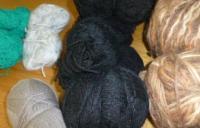 vlna na pletenie