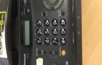 Fax s telefónom